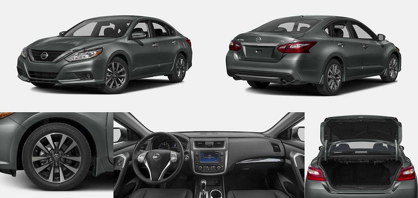 2016 Nissan Altima 2.5 SL / 3.5 SL