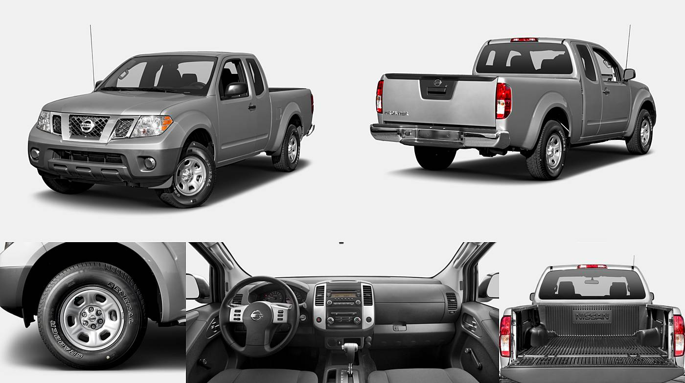 2016 Nissan Frontier King Cab S
