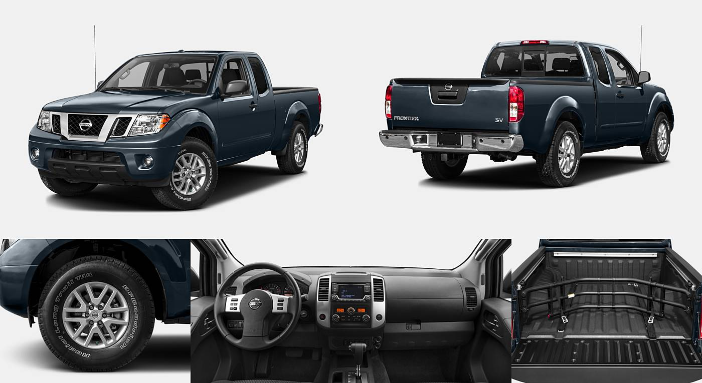 2016 Nissan Frontier King Cab SV