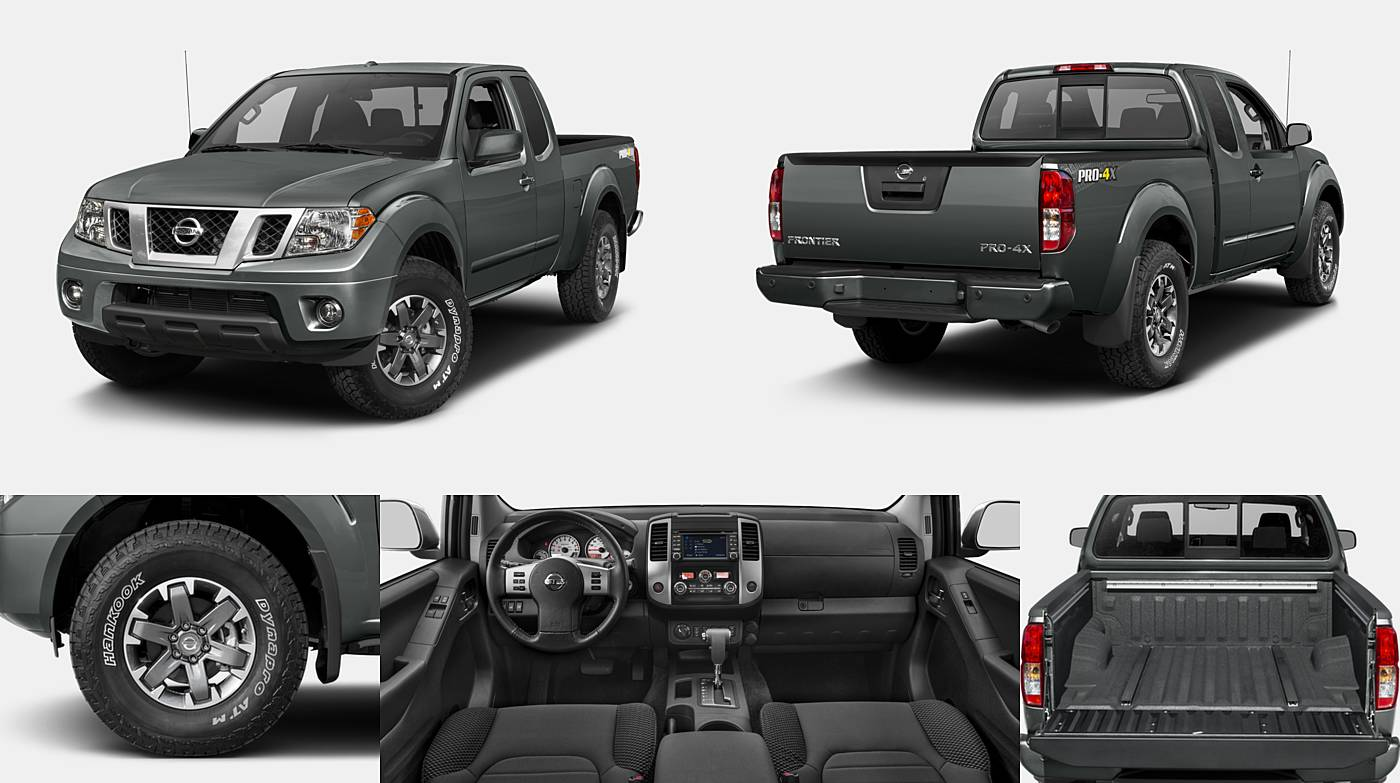 2016 Nissan Frontier King Cab PRO-4X