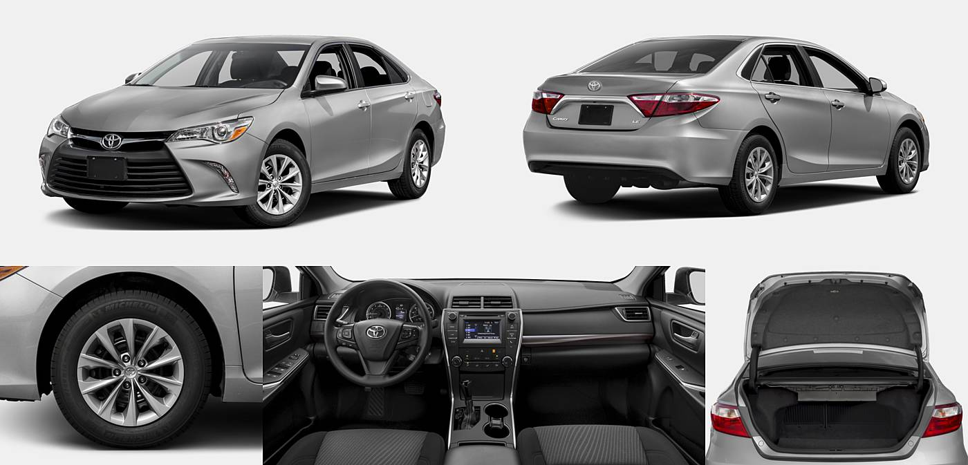 2016 Toyota Camry LE / XLE