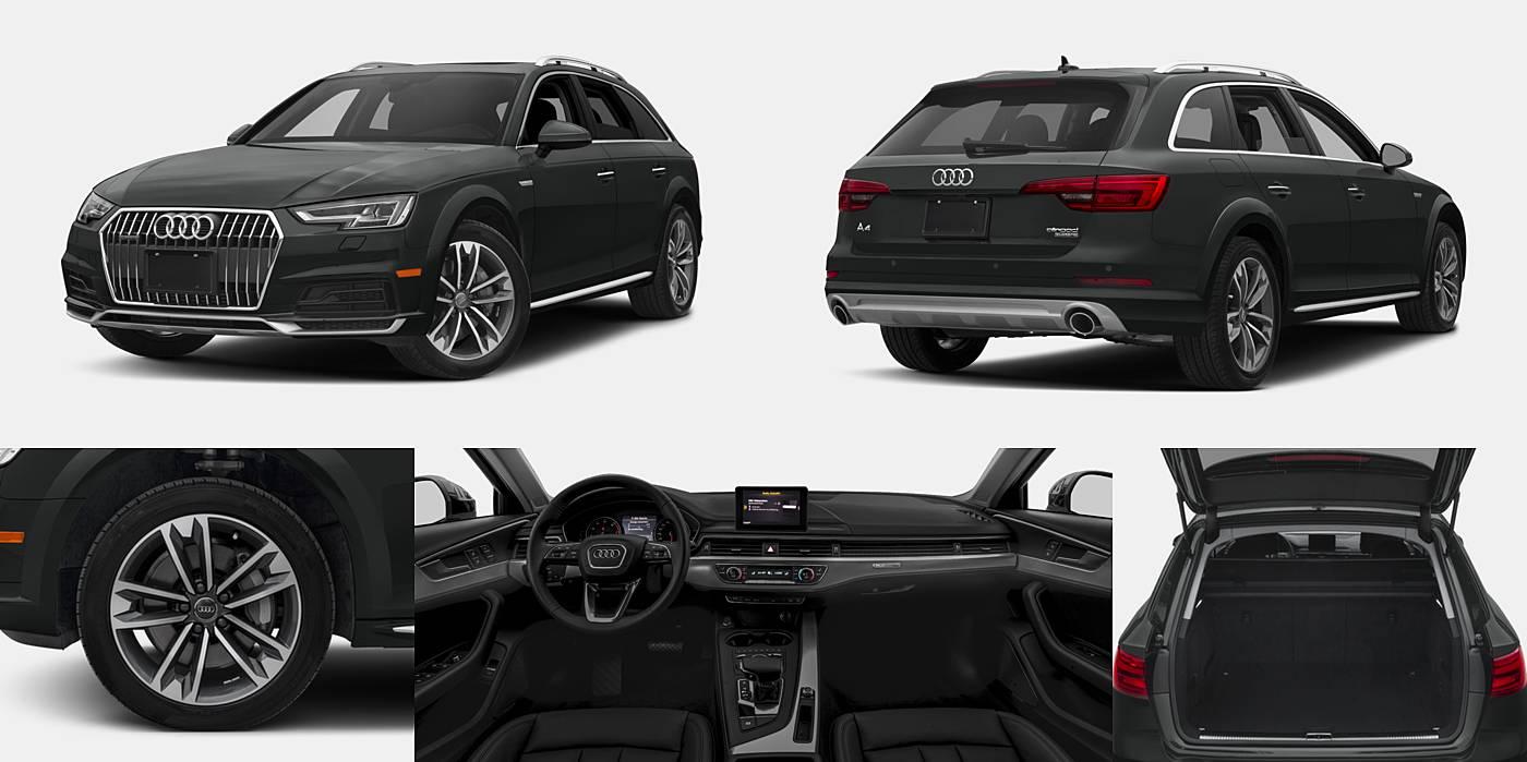 2018 Audi A4 allroad Premium / Premium Plus / Prestige