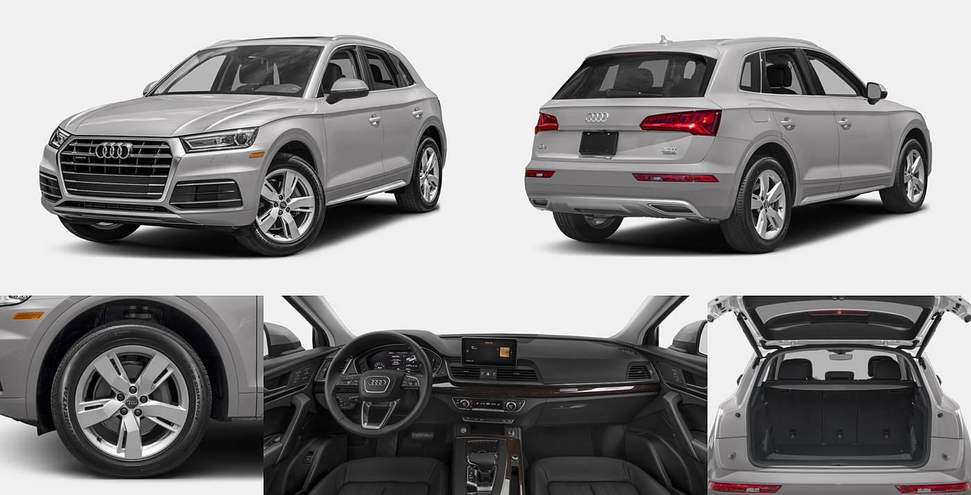 2018 Audi Q5 Premium / Premium Plus / Prestige