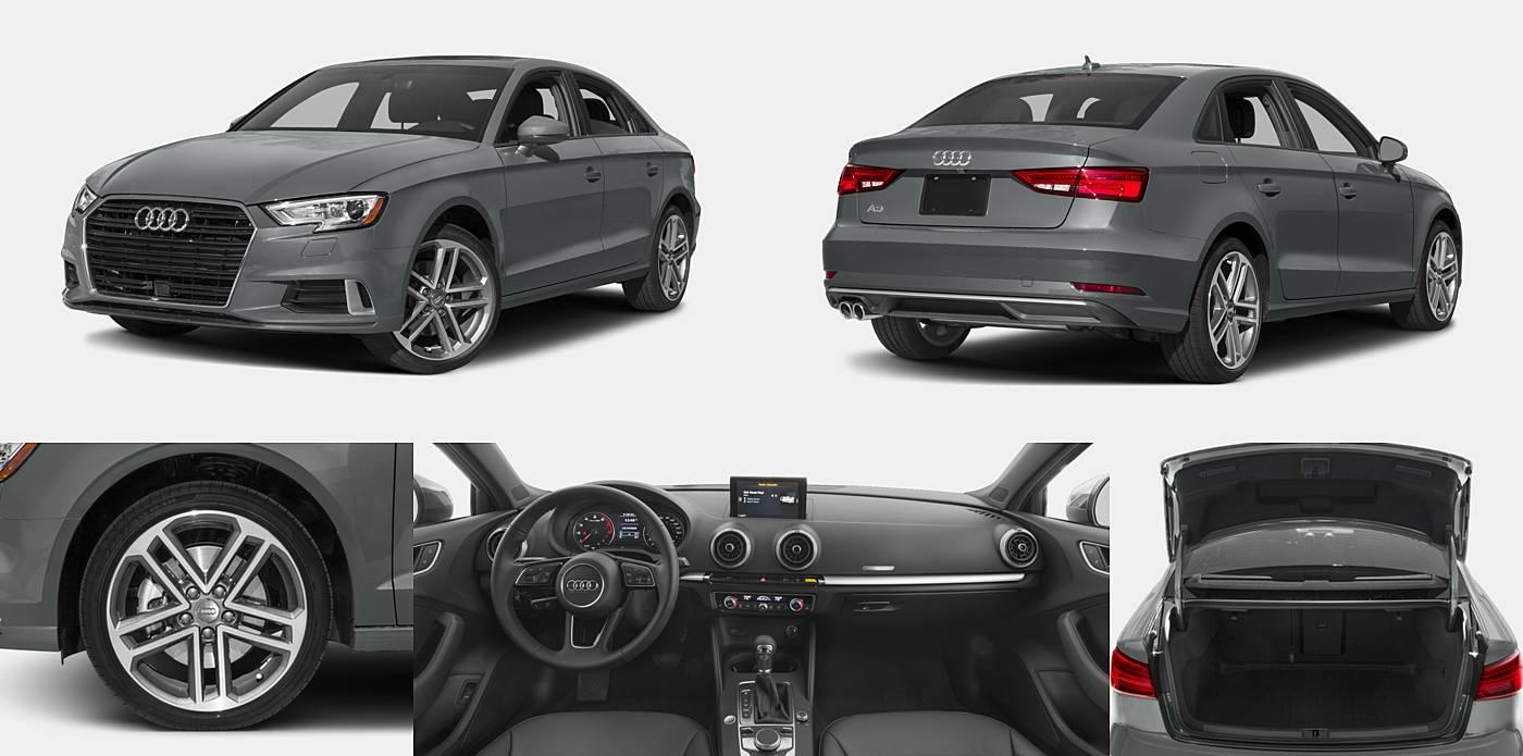 2018 Audi A3 Sedan Premium / Premium Plus / Prestige