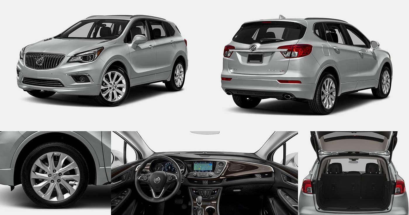 2018 Buick Envision Essence / FWD 4dr / Preferred / Premium / Premium II