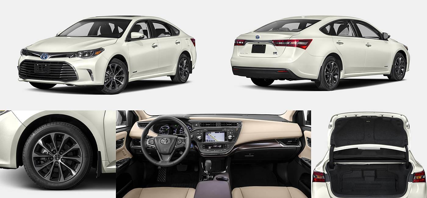 2018 Toyota Avalon Hybrid Hybrid XLE Plus / Hybrid XLE Premium