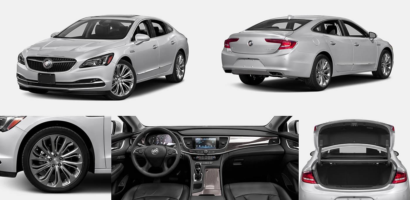 2017 Buick LaCrosse Essence / Preferred / Premium