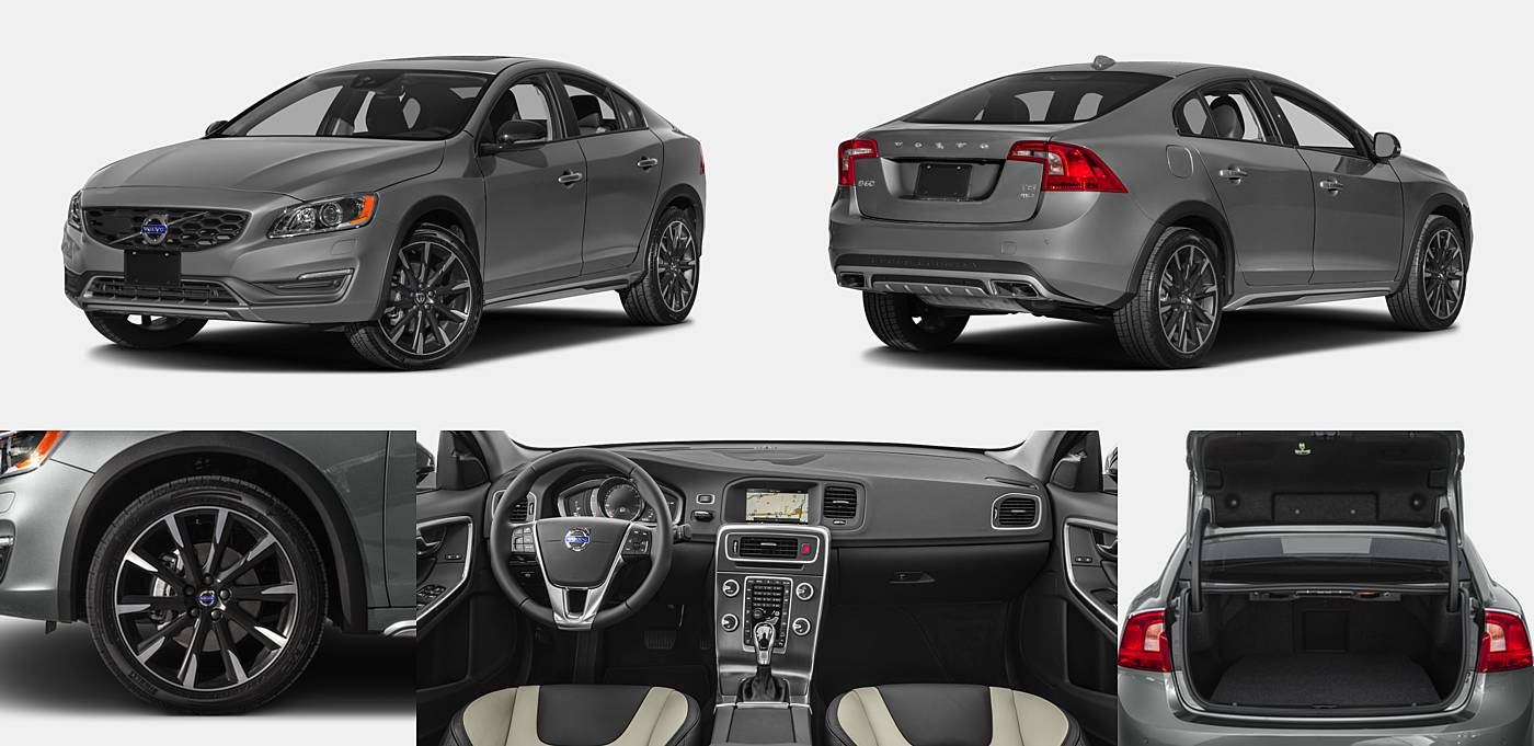2018 Volvo S60 Cross Country T5 AWD