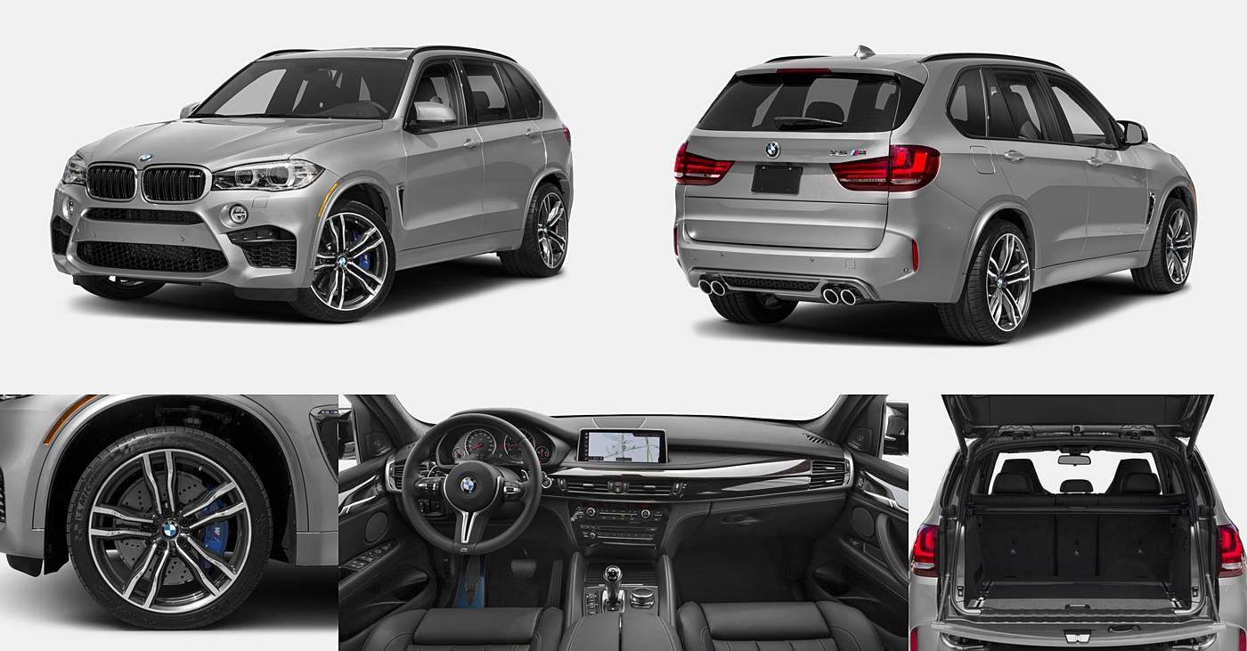 2018 BMW X5 M Sports Activity Vehicle