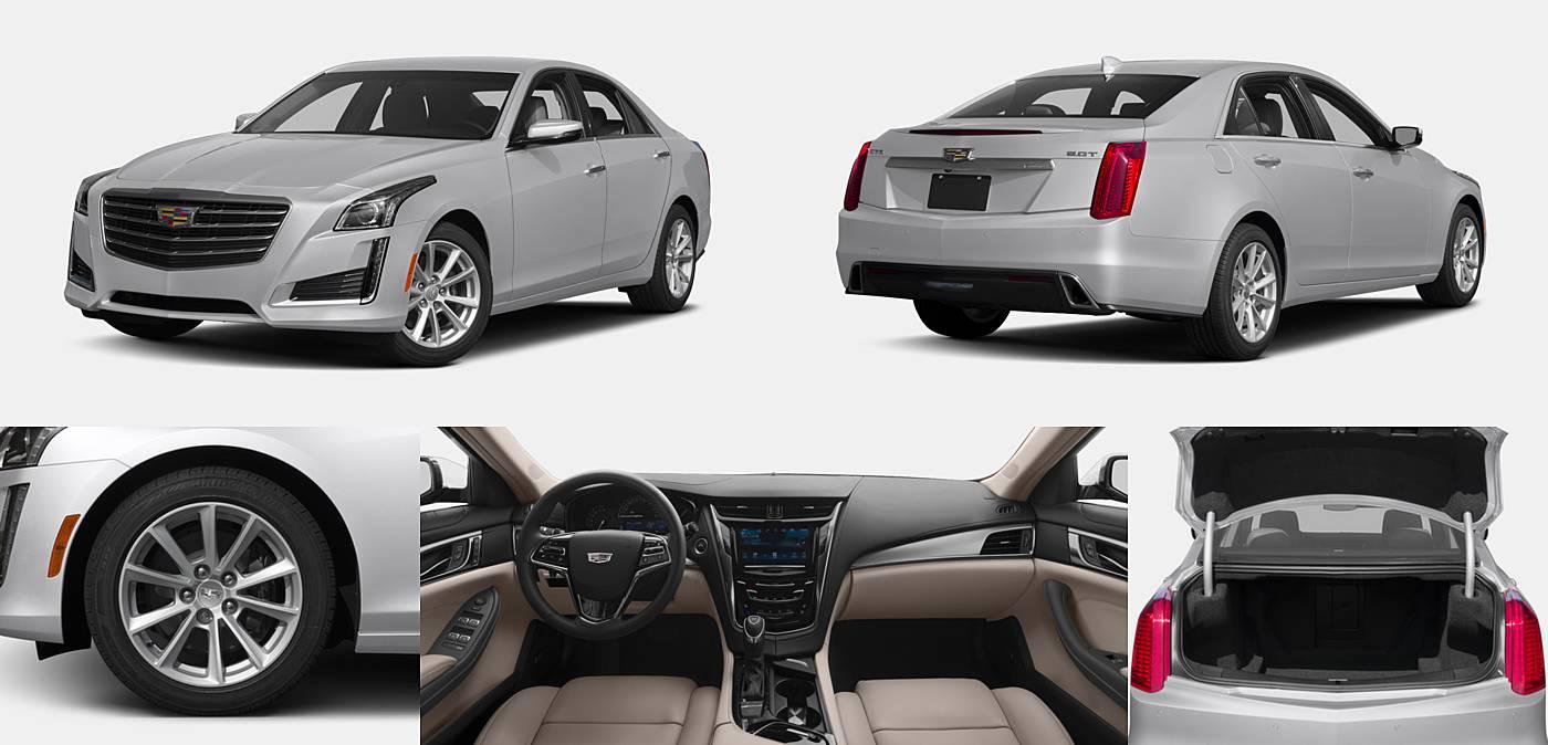 2017 Cadillac CTS V-Sport Premium Luxury Sedan | Vehie