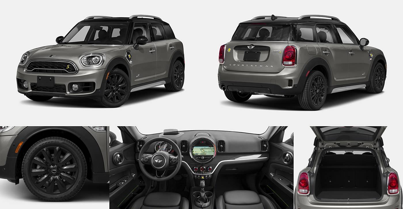 2018 MINI Countryman Hybrid Cooper S E