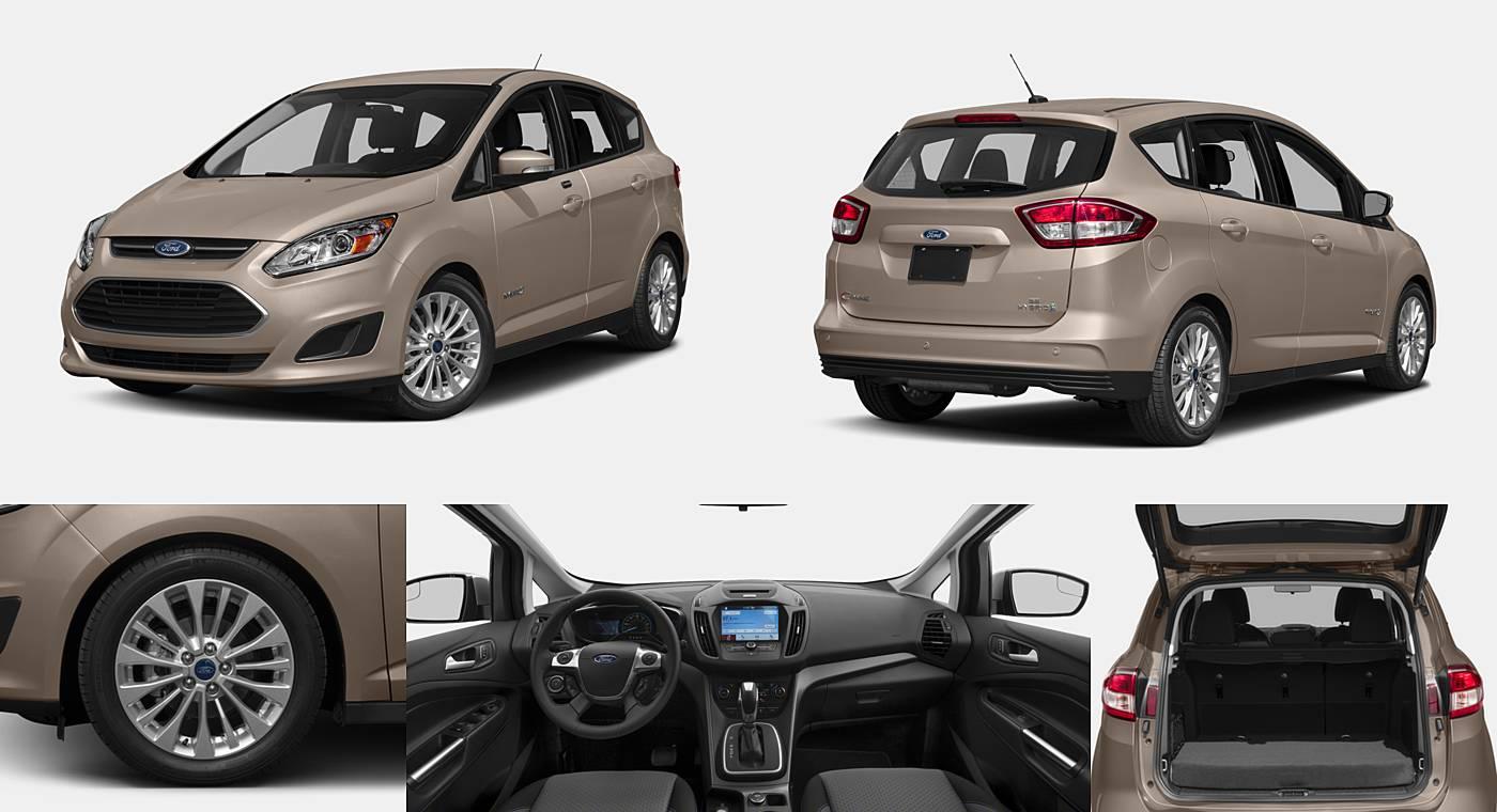 2018 Ford C-Max Hybrid SE / Titanium