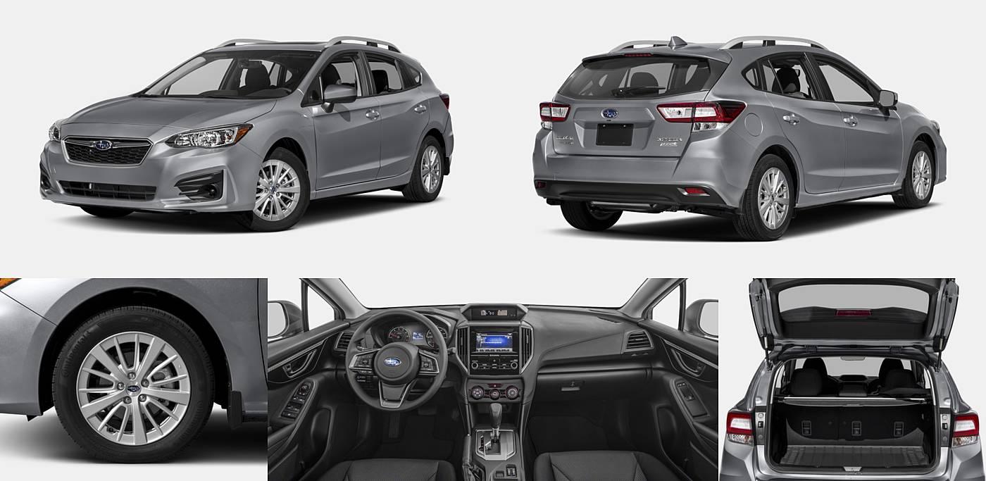 2018 Subaru Impreza Sedan 2.0i 5-door Manual / Premium