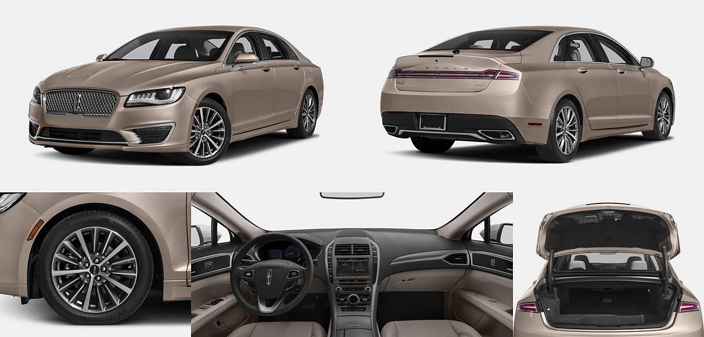 Lincoln Mkz Lease >> 2018 Lincoln MKZ Sedan Hybrid | Vehie