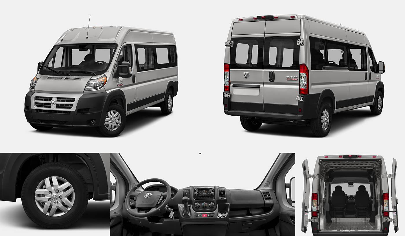 2018 Ram Promaster Window Van Van | Vehie.com