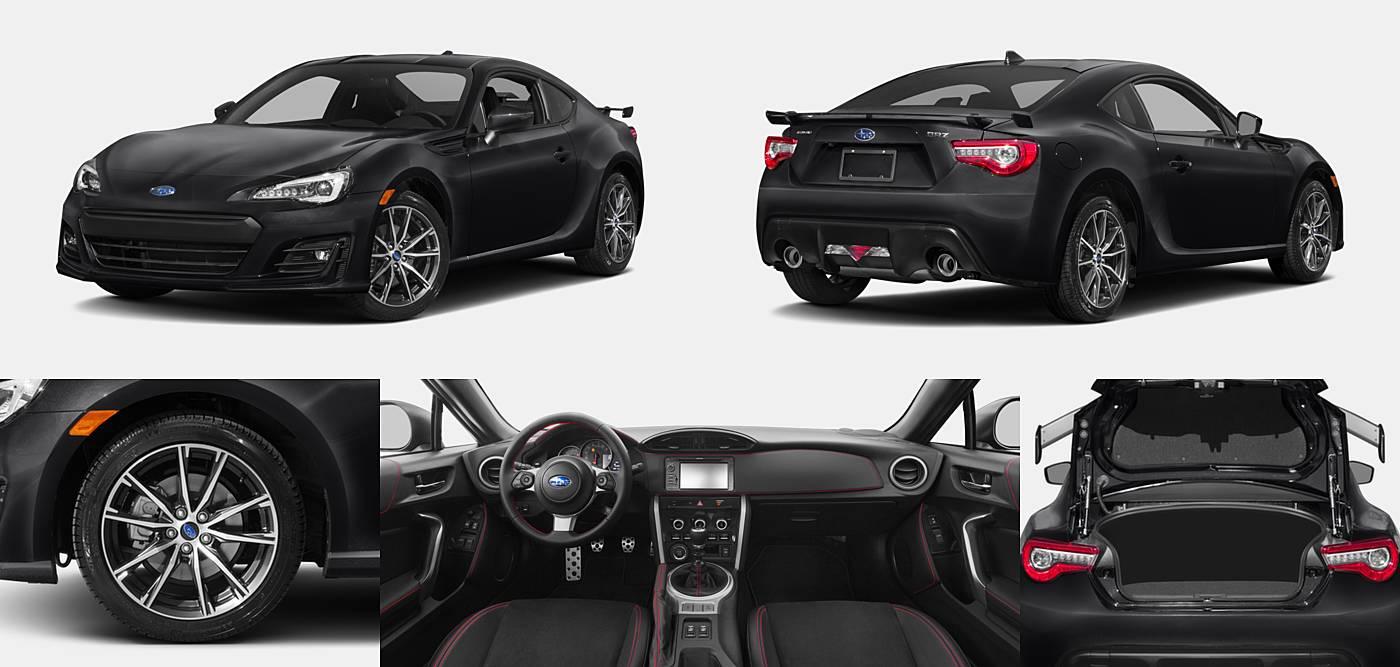 2018 Subaru BRZ Limited / Premium