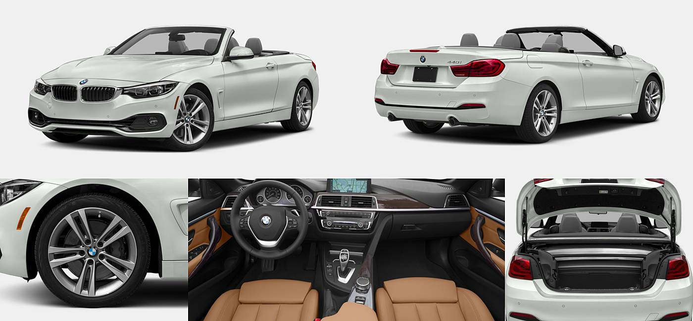2019 BMW 4 Series Convertible 440i
