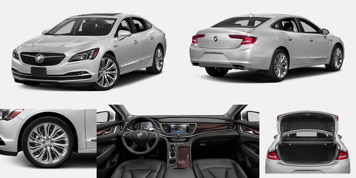 2019 Buick LaCrosse 4dr Sdn FWD / Avenir / Essence / Preferred / Premium / Sport Touring