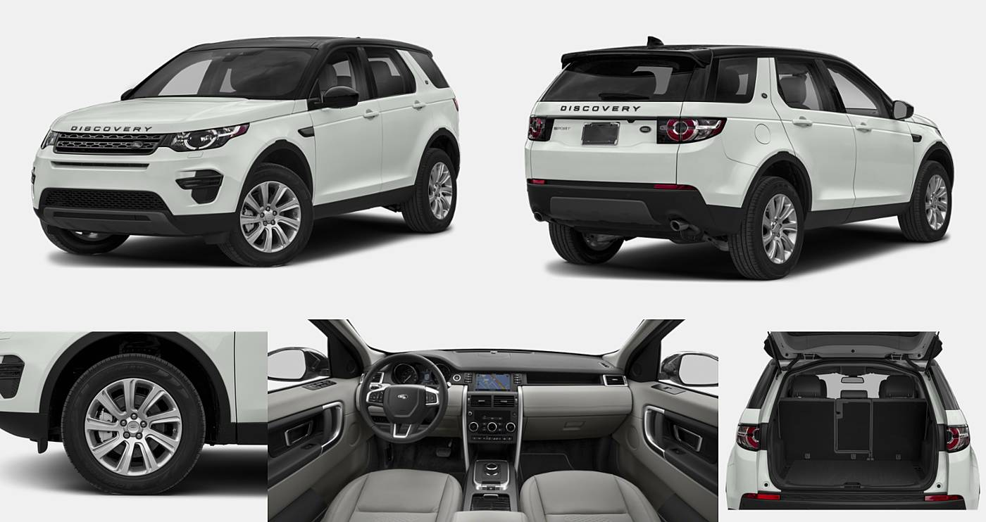 2019 Land Rover Discovery Sport HSE / HSE Luxury