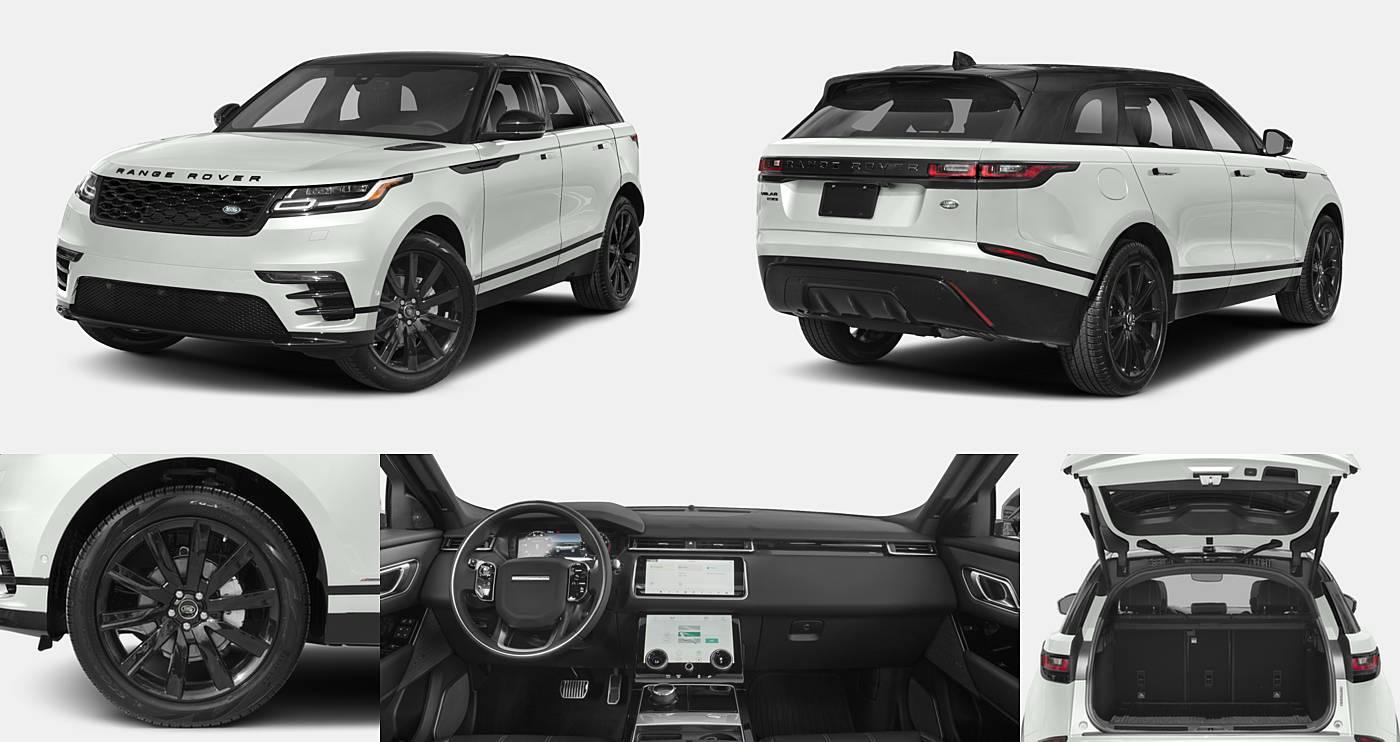 2018 Land Rover Range Rover Velar Diesel R-Dynamic HSE / R-Dynamic SE / S
