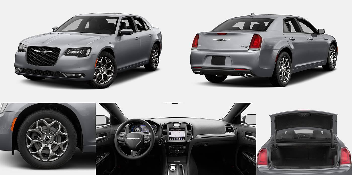 2017 Chrysler 300 300S Alloy Edition