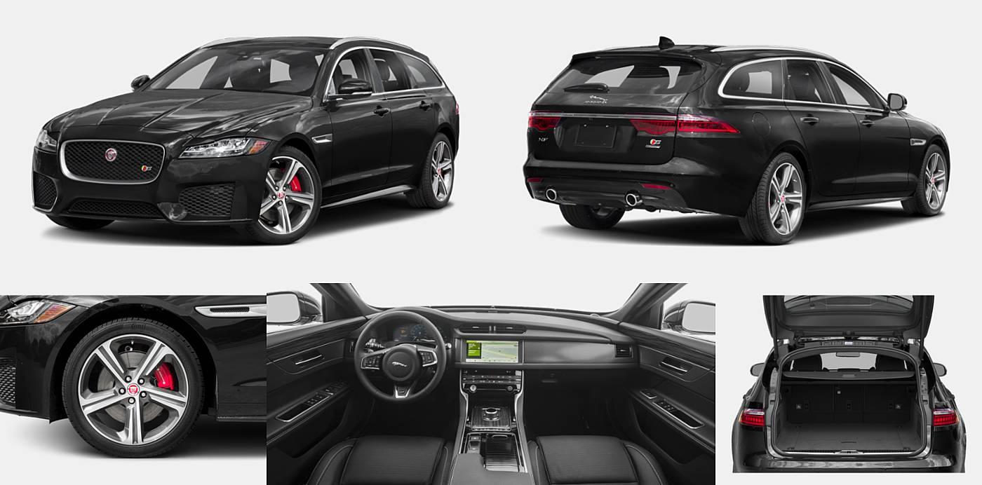 2019 Jaguar XF Sportbrake Prestige / S