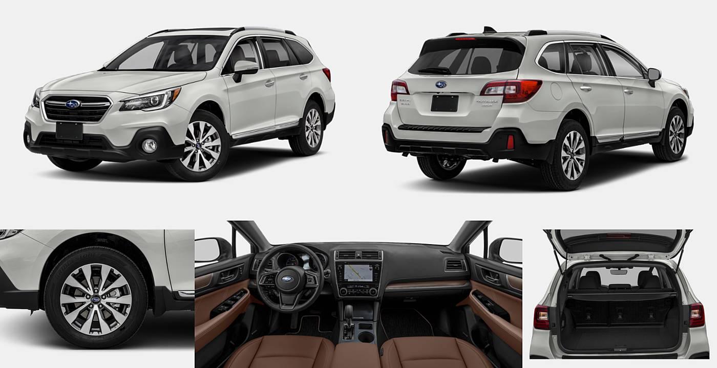 2019 Subaru Outback SUV Touring