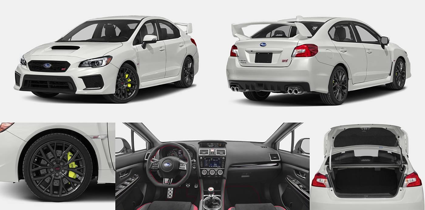 2018 Subaru WRX STI STI