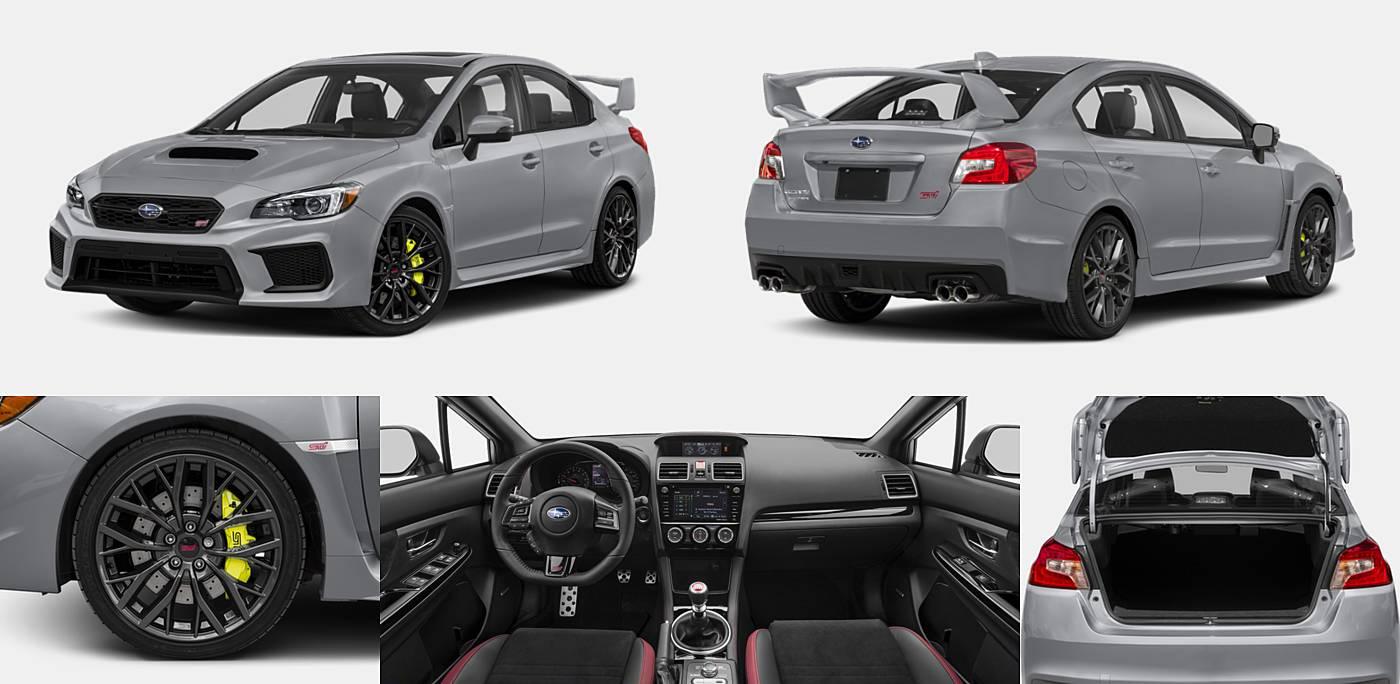2018 Subaru WRX STI Limited STI Limited