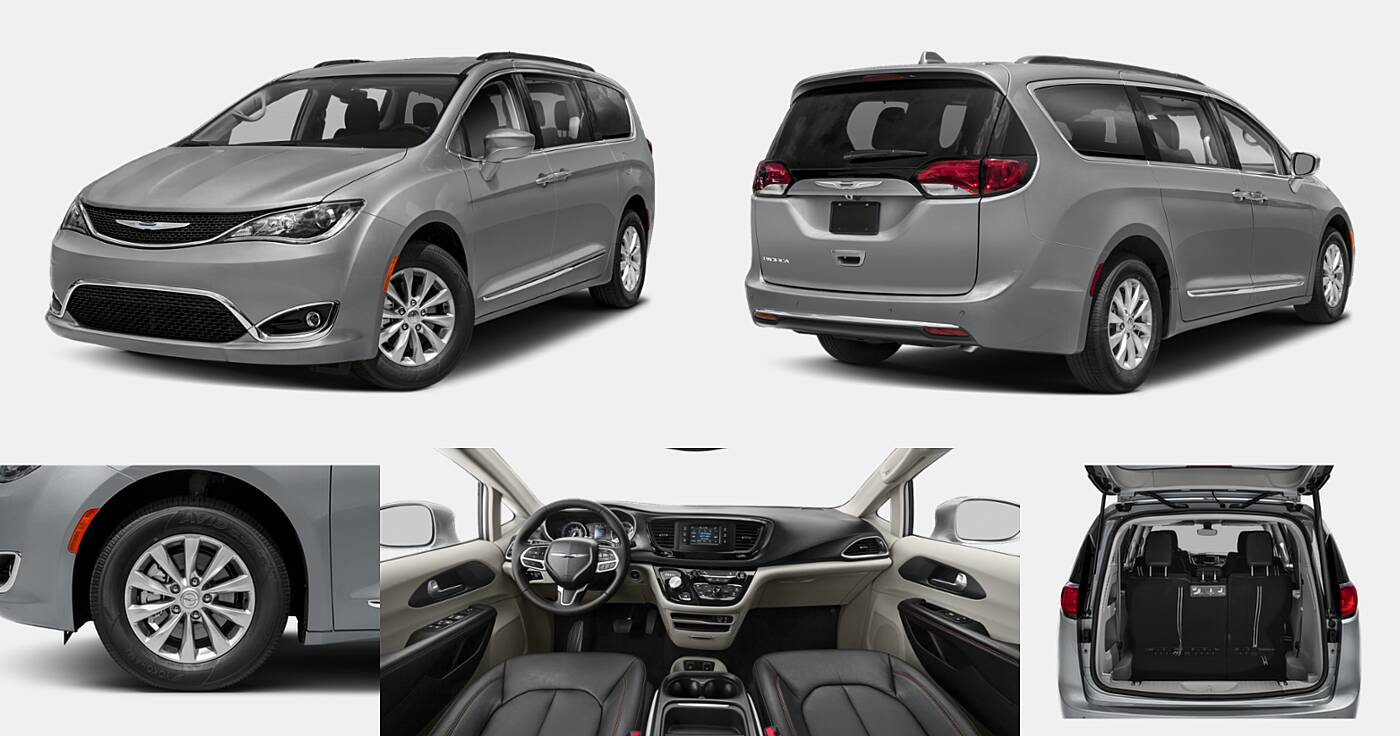2020 Chrysler Pacifica Limited / Limited 35th Anniversary / Touring L / Touring L 35th Anniversary / Touring L Plus / Touring L Plus 35th Anniversary