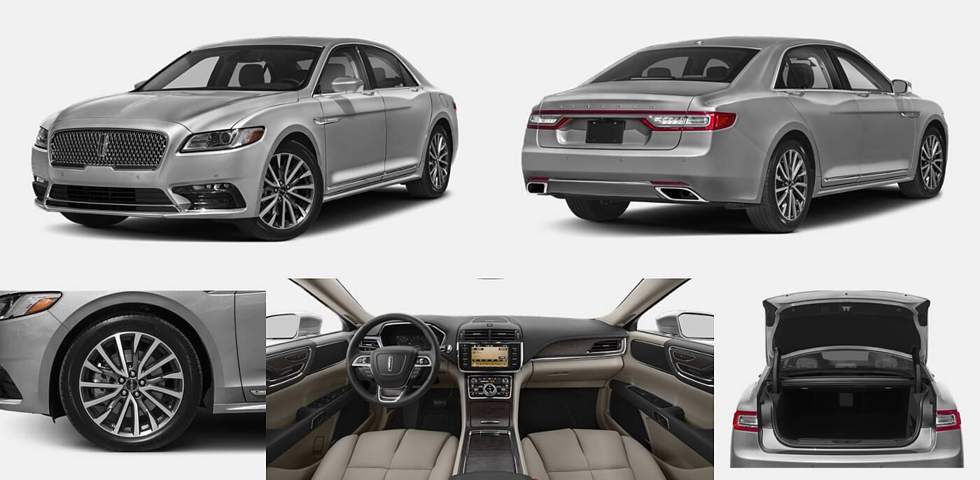 2020 Lincoln Continental Black Label / Reserve / Standard