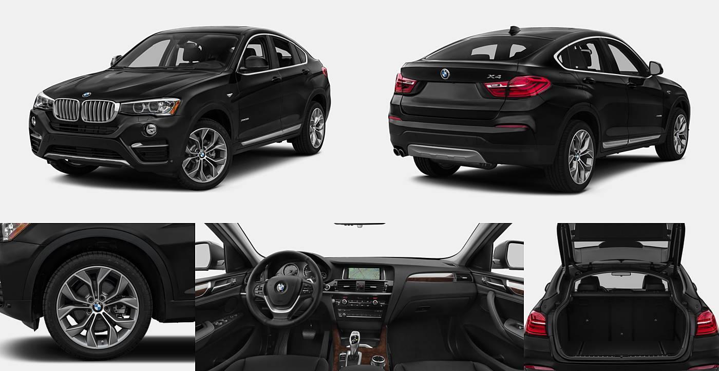 2016 BMW X4 xDrive28i / xDrive35i
