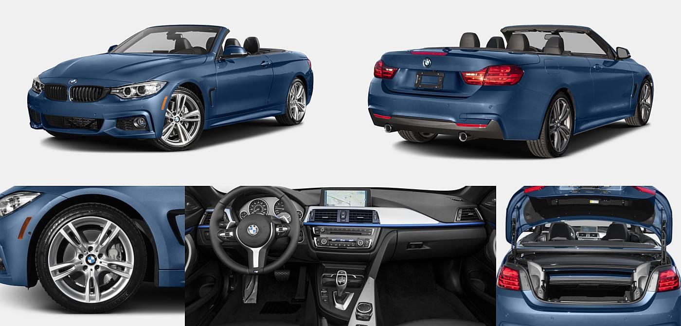 2017 BMW 4 Series Convertible 440i / 440i xDrive