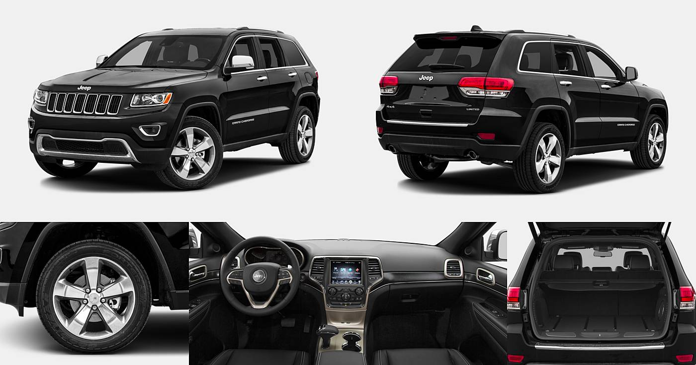 2016 Jeep Grand Cherokee 75th Anniversary / Limited / Limited 75th Anniversary