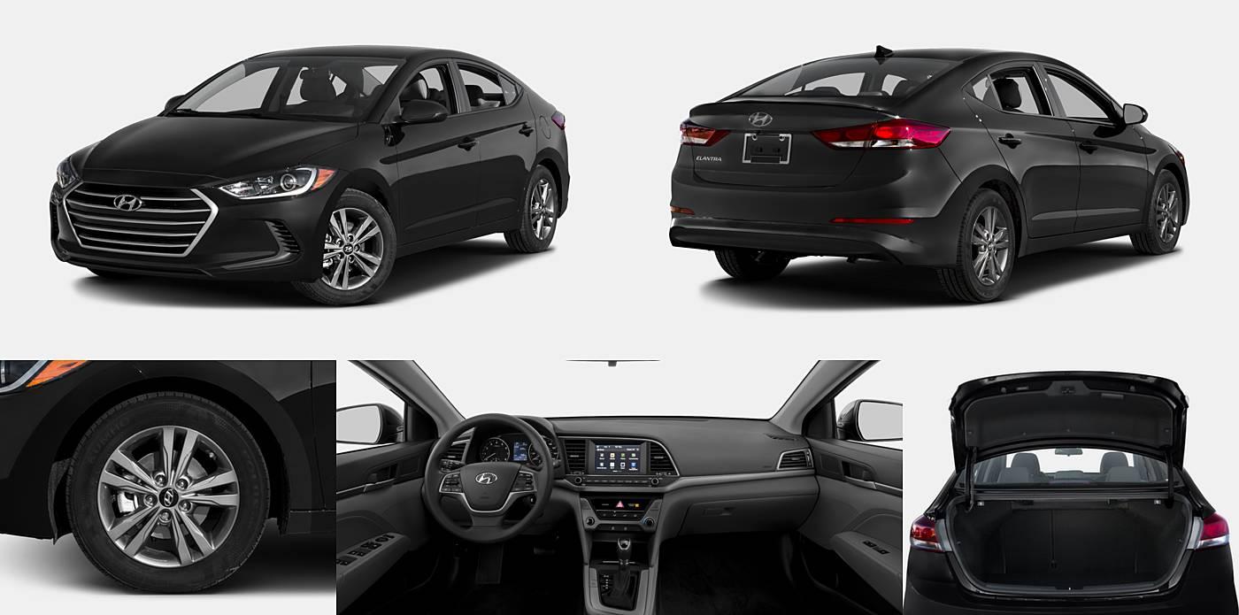 2017 Hyundai Elantra SE / Value Edition