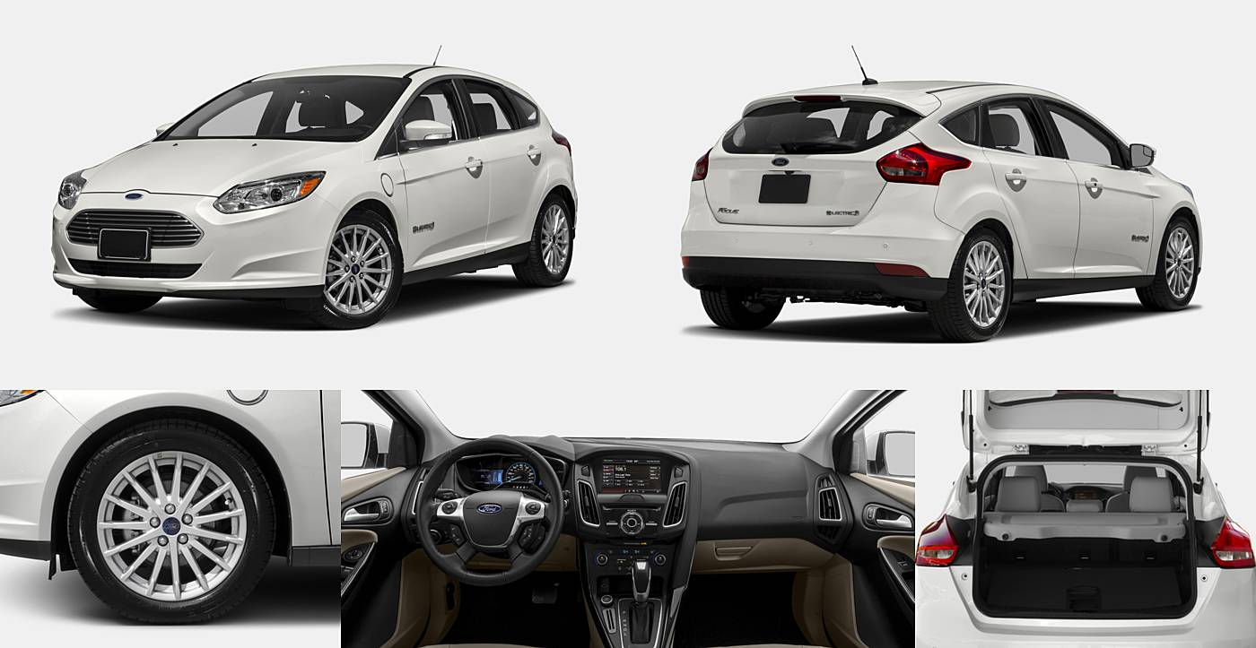 2018 Ford Focus Hatchback Electric Electric