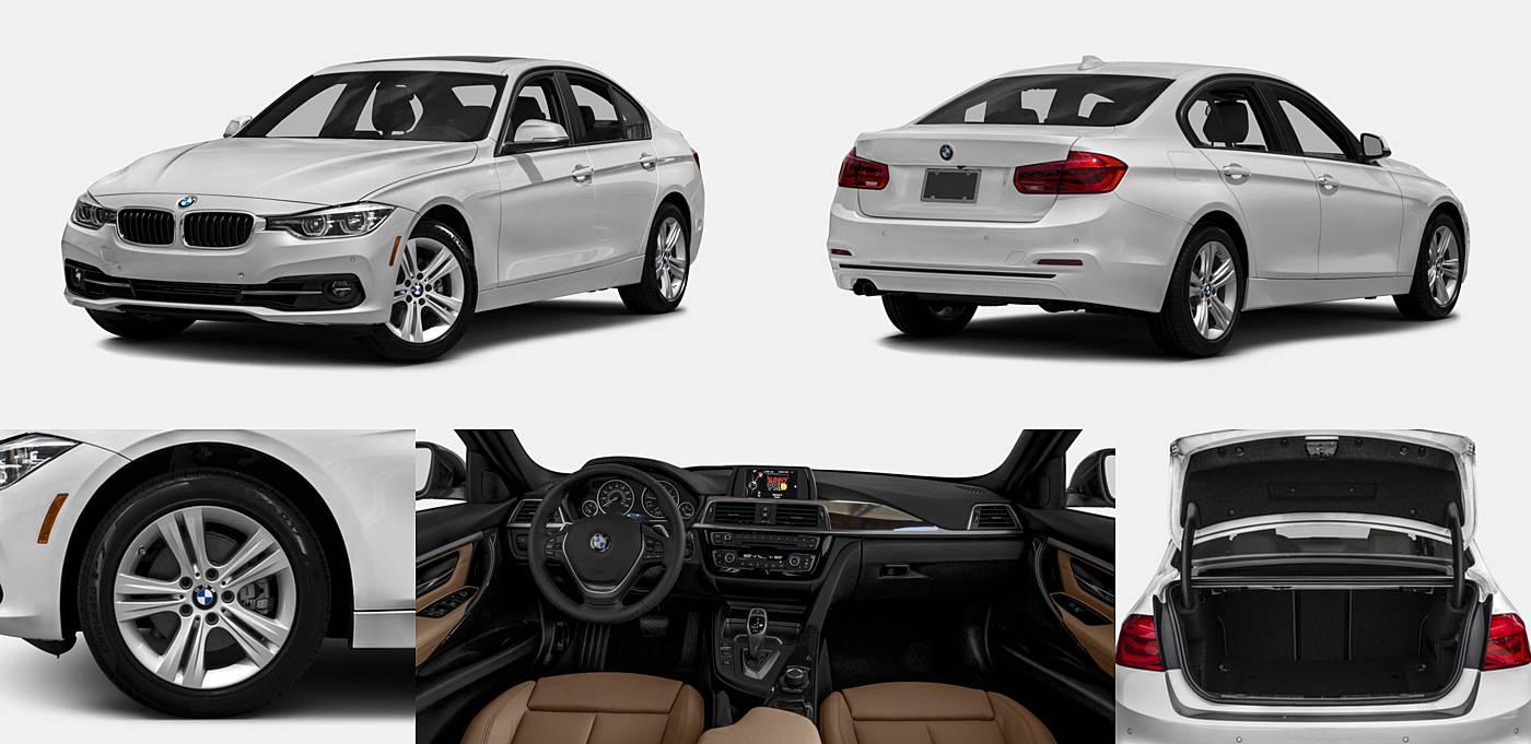 2018 BMW 3 Series Sedan 330i / 330i xDrive