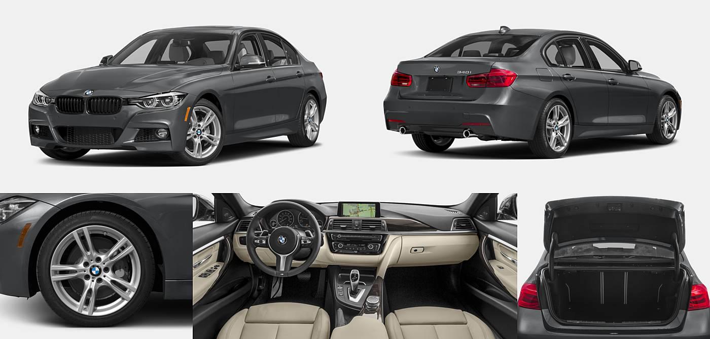 2018 BMW 3 Series Sedan 340i / 340i xDrive