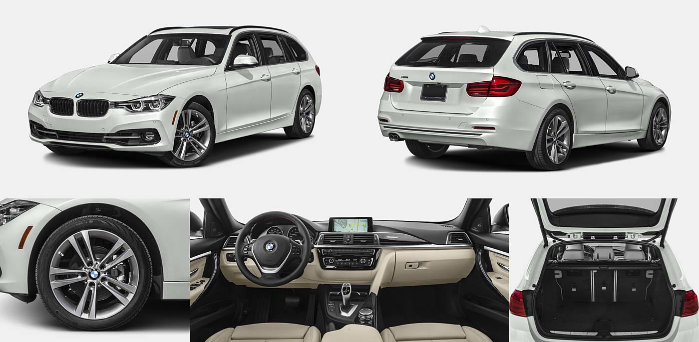 2018 BMW 3 Series Wagon 330i xDrive