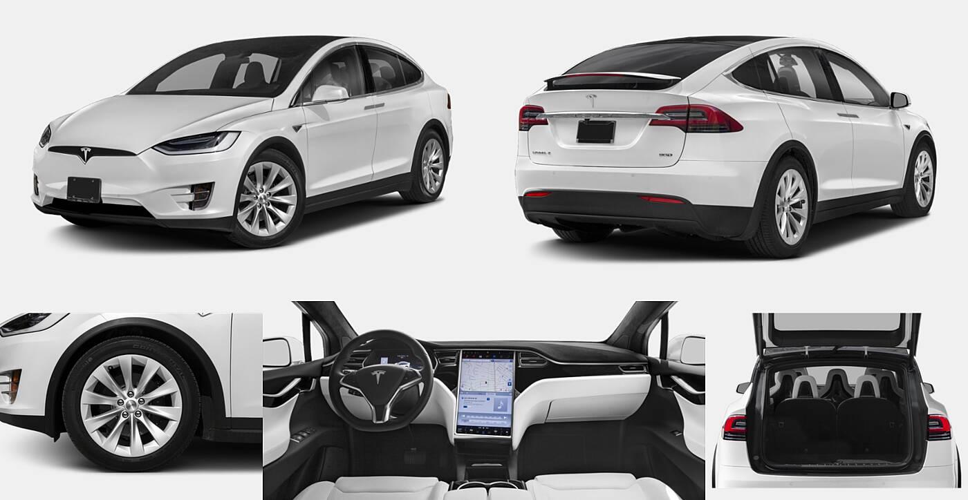 2020 Tesla Model X Long Range / Performance