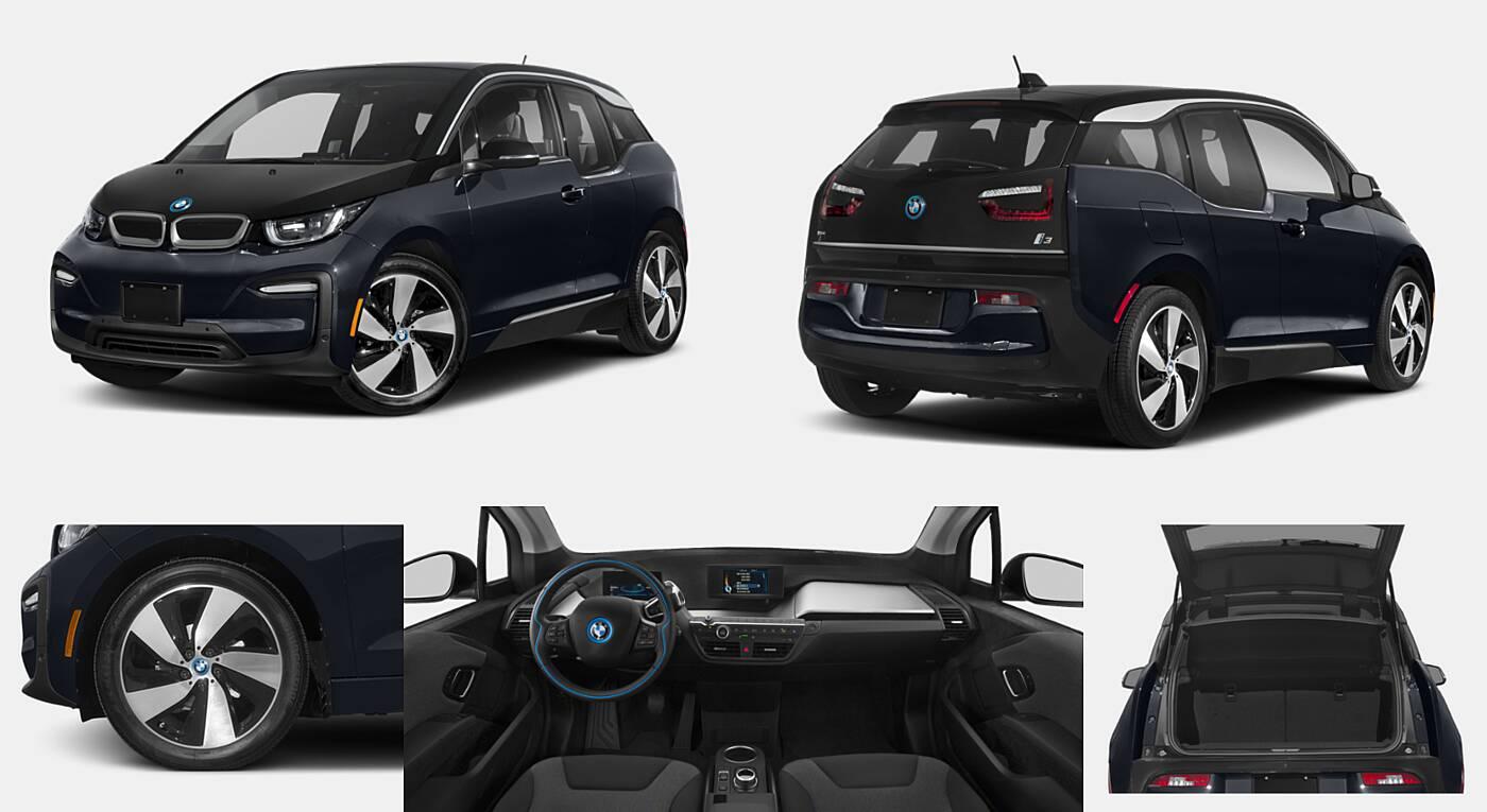 2020 BMW i3 120 Ah / 120 Ah w/Range Extender / s