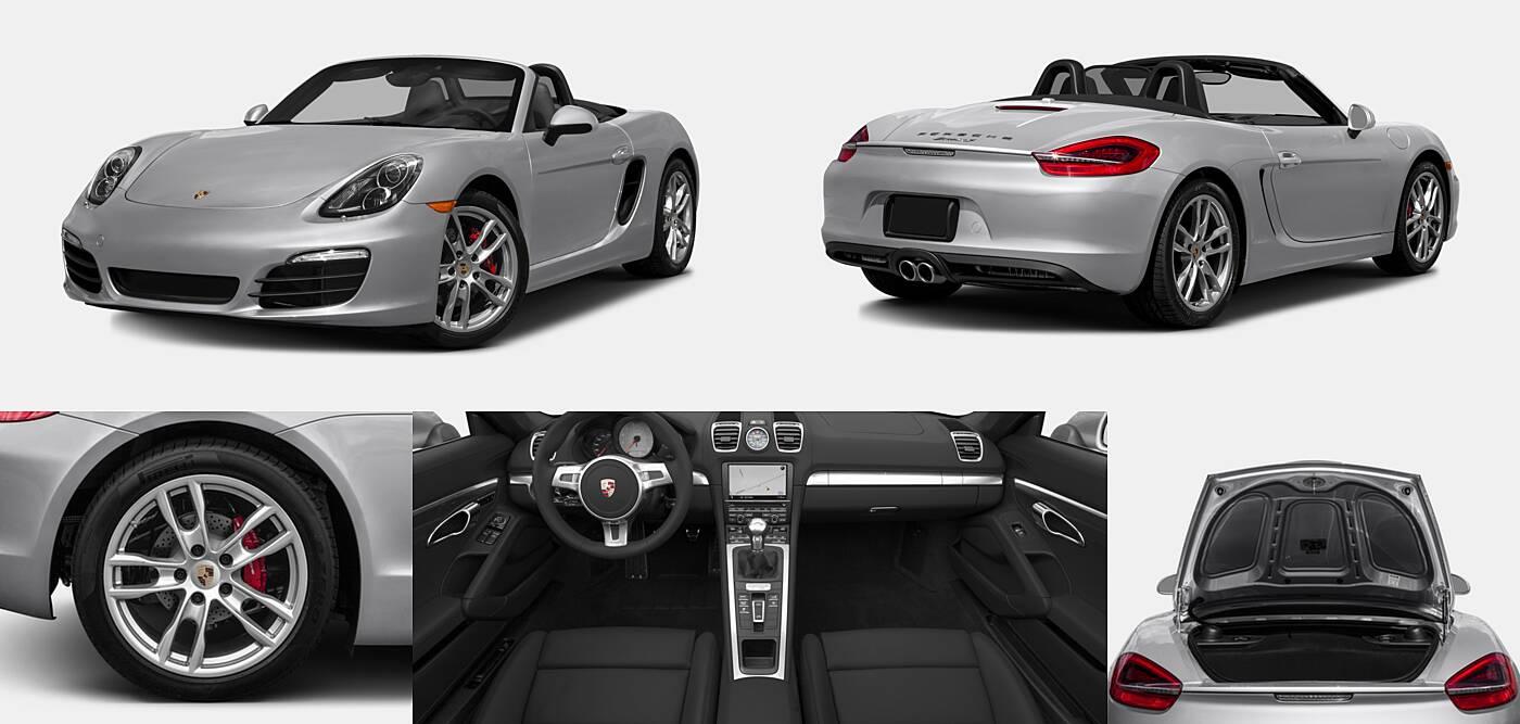 2016 Porsche Boxster GTS / S
