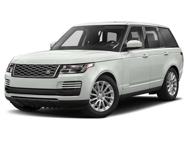 2021 Land Rover Range Rover Diesel