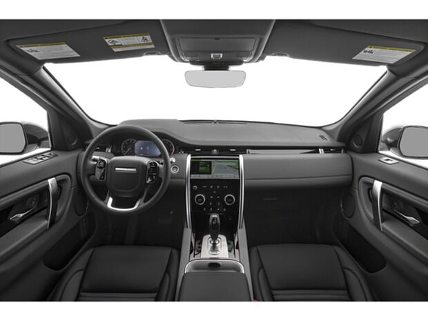 2020 Discovery Sport - First Row