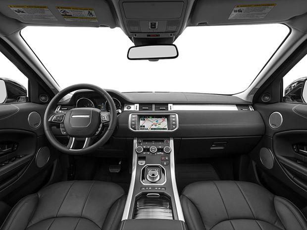 2017 Range Rover Evoque - First Row
