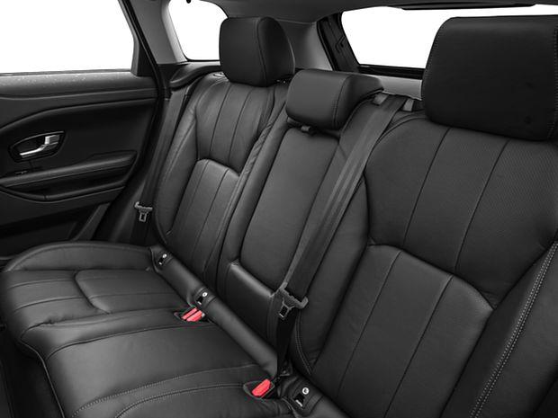 2017 Range Rover Evoque - Second Row