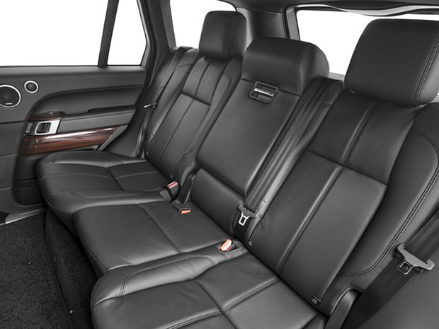 2017 Range Rover SV Autobiography Dynamic - Second Row