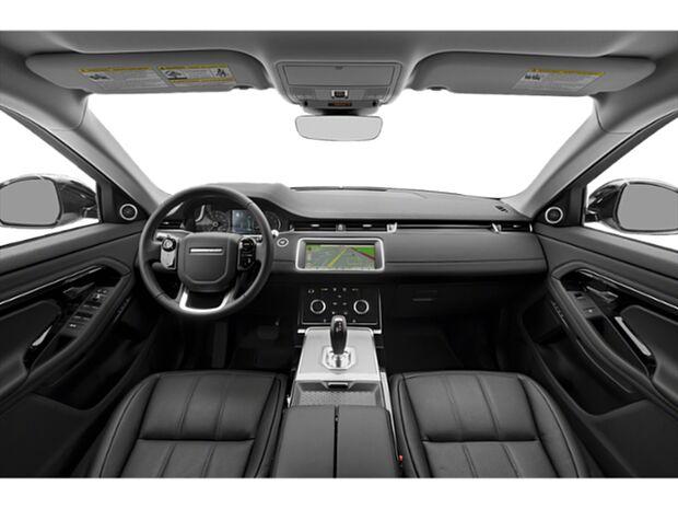 2021 Range Rover Evoque - First Row