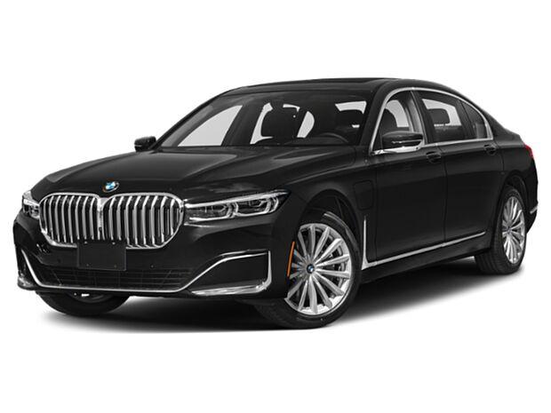 2021 BMW 7 Series Hybrid