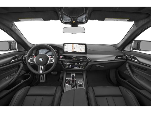 2021 M5 - First Row